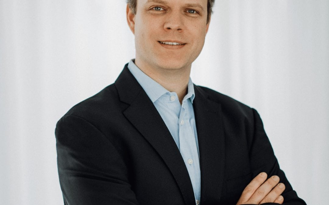 Ex-StudiVZ-Chef Michael Brehm gründet Tech-Unternehmen i2x̅