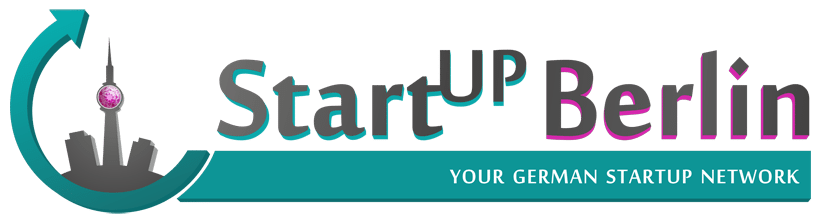 StartUP Berlin Logo with text